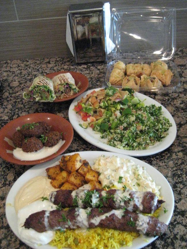 Jerusalem Shawarma and Bakery