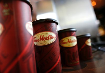 Tim Hortons coffee 7 ways