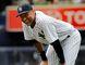 New York Yankees shortstop Derek Jeter. (RAY STUBBLEBINE/Reuters)