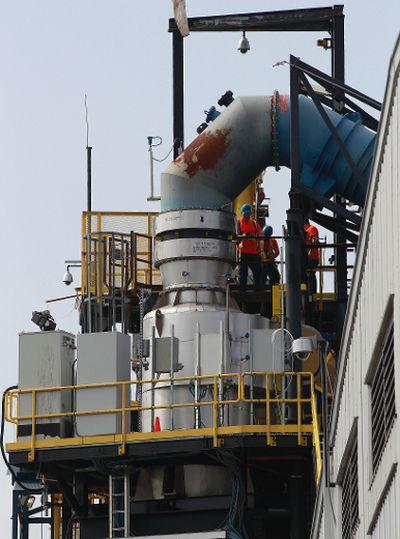 Plasco Facility on Trim Road in Ottawa On, Wednesday Aug 28, 2012.   Tony Caldwell/Ottawa Sun/QMI Agency