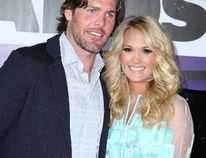 "Mike Fisher and Carrie Underwood. (Judy Eddy/<a href=""http://www.wenn.com"" target=""newwindow"">WENN.com</a>)"