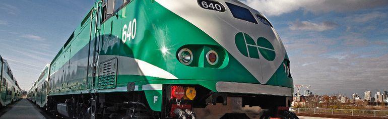 GO train. (QMI Agency file photo)