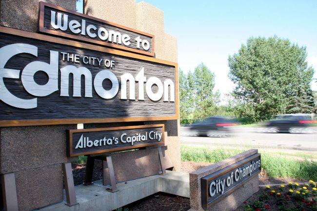 Edmonton Sun file