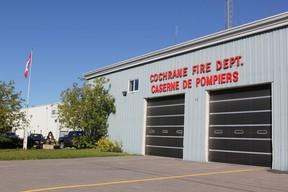 Cochrane Fire Department.