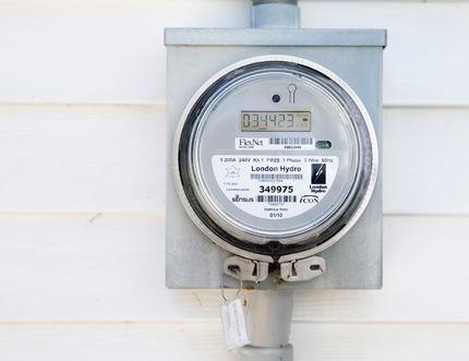 Hydro meter (QMI Agency)