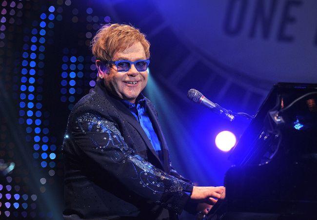 """Elton John. (<A HREF=""""http://www.wenn.com"""" TARGET=""""newwindow"""">WENN.COM</a>)"""