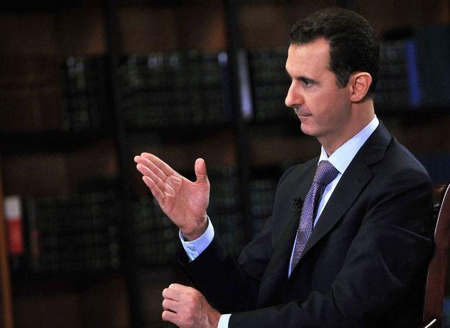 President Bashar al-Assad - AFP PHOTO / SANA