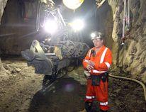 Vale's Creighton Mine. JOHN LAPPA/THE SUDBURY STAR