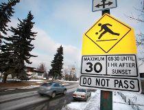 Playground speed limits eyed