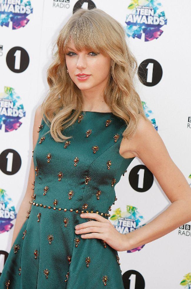 Taylor Swift. (WENN.COM)