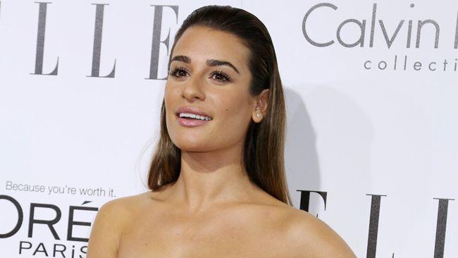 Lea Michele. (Reuters)