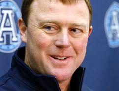 Toronto Argonauts defencive co-ordinator Chris Jones has been named the Edmonton Eskimos head coach. (Craig Robertson/QMI Agency FILE)