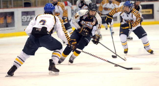 Maine Ice Storm Midget Hockey 114