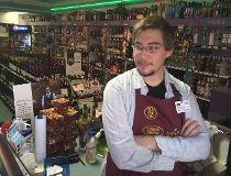 Liquor Barn employee Erik van Hazendonk robbery feature
