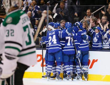 Leafs-Stars