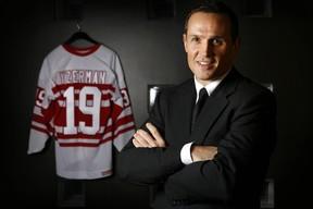 Canadian Olympic GM Steve Yzerman (QMI Agency file photo)