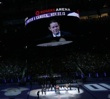 2. Rogers Arena, Vancouver. (QMI Agency)
