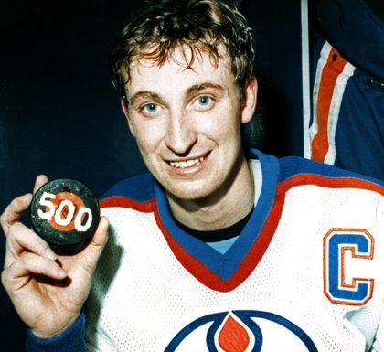 Wayne Gretzky Dec 18