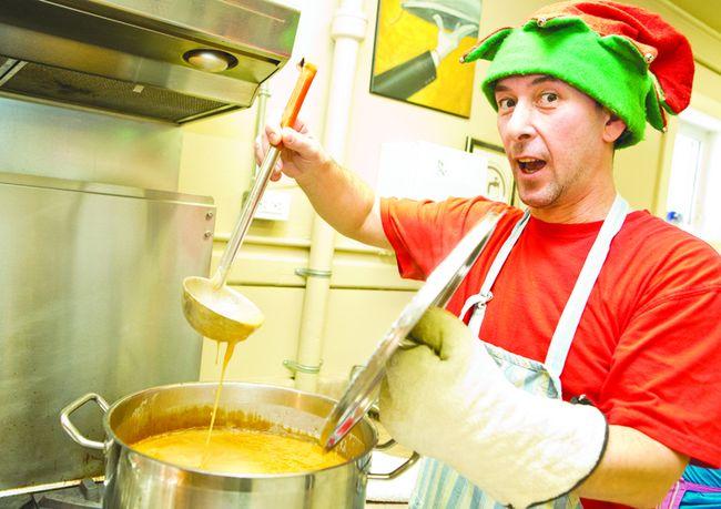 Serving Up Hot Soup Alongside A New Image Brand Interlake Group