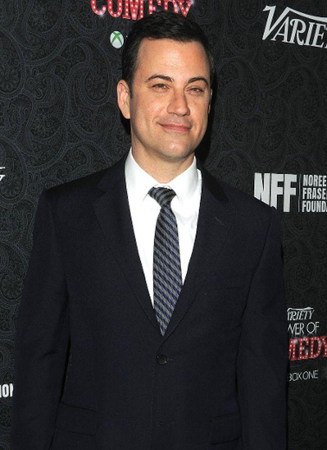 "Jimmy Kimmel. (Daniel Tanner/<a href=""http://www.wenn.com"" target=""newwindow"">WENN.com</a>)"