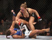 Ronda Rousey FILES Dec. 25/13