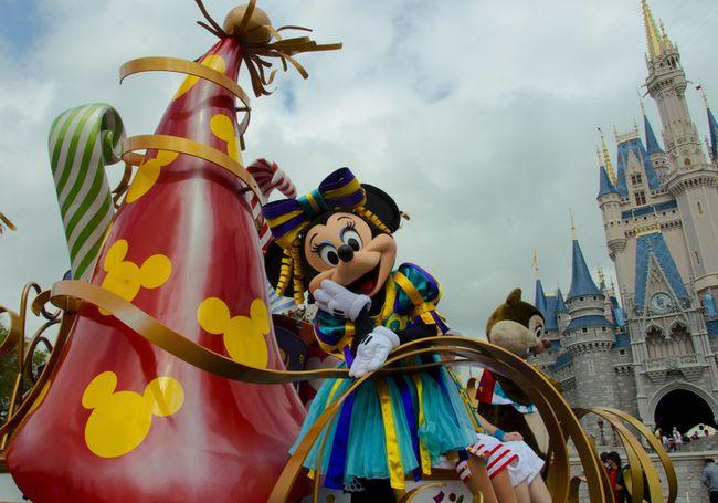 Disney World, Florida. (Isabelle Laflamme/Postmedia Network)