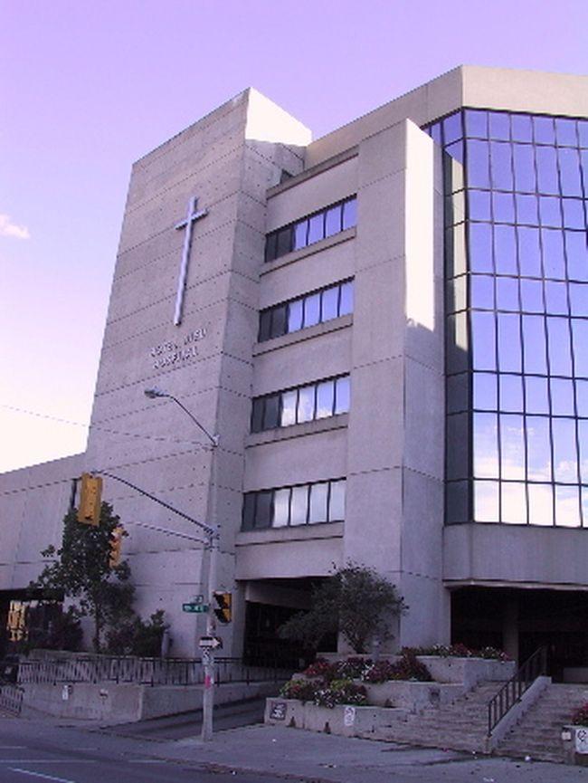 Hotel Dieu Hospital in Kingston