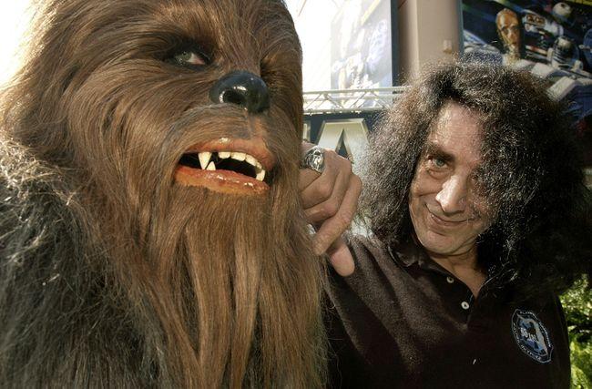 Chewbacca Actor Tweets Star Wars Photos Brockville