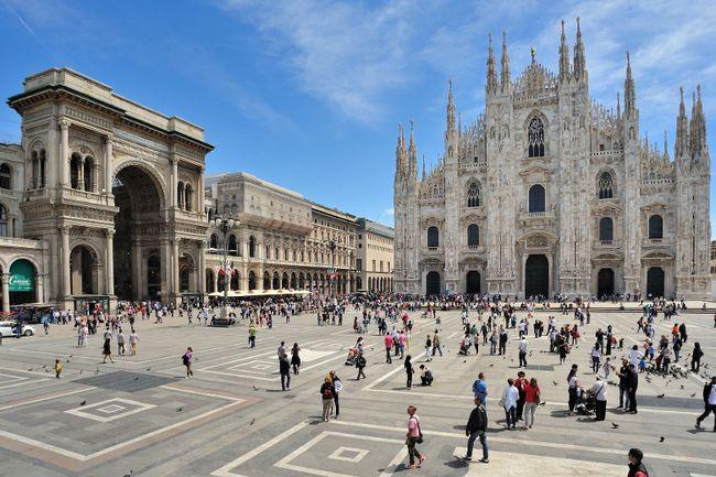 Milan, Italy. (Fotolia)