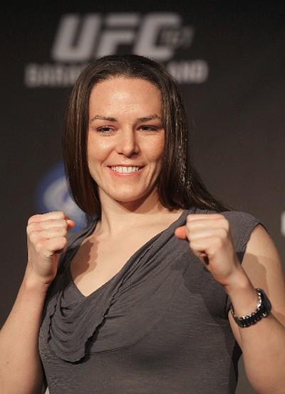 Alexis Davis, Canadian (Photo: QMI Agency)