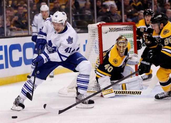 Leafs Bruins