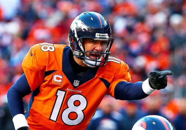 Peyton Manning Jan 17