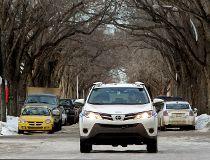 City of Edmonton unveils parking enforcement vehicle