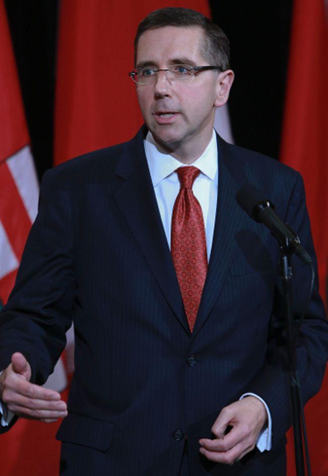 Ontario Government House Leader John Milloy. (Dave Thomas/Toronto Sun)