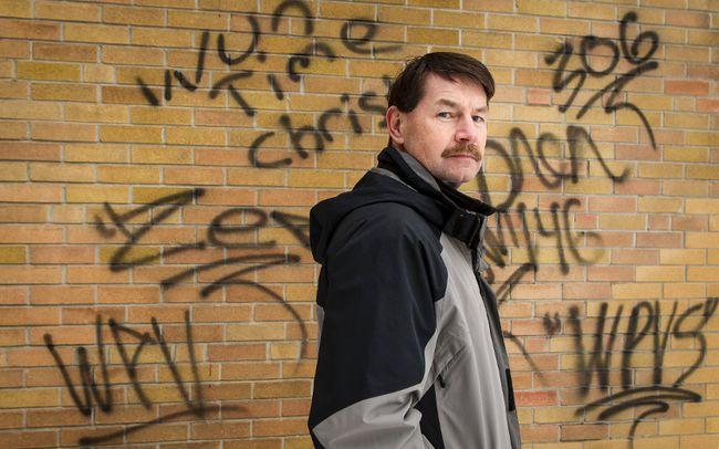 Vanier Community Church associate pastor Doug Stringer
