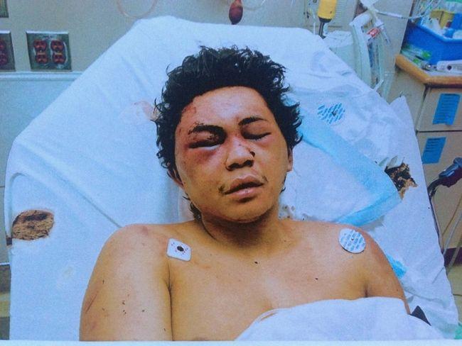 Remand Centre beating victim Jamal McArthur