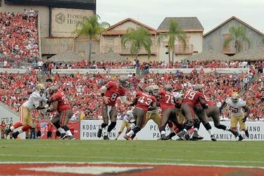 RAYMOND JAMES STADIUM Super Bowl XLIII (2009), Super Bowl XXXV (2001) Tampa, Fla. (Photo: AFP)