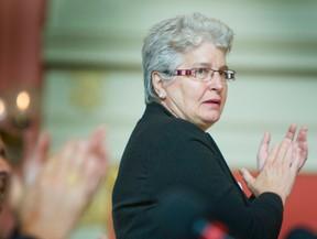 Barbara Hall, chief commissioner of Ontario Human Rights Commission. (Ernest Doroszuk/Toronto Sun)