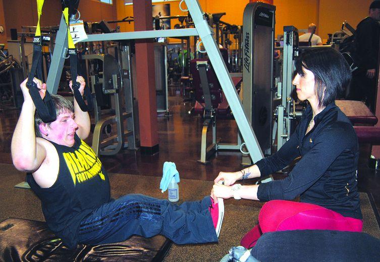 fitness personal trainer grande prairie personals