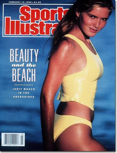 <p>Year: 1990</p>  <p>Model: Judit Masco</p>