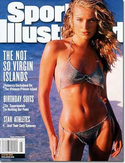 <p>Year: 1999</p>  <p>Model: Rebecca Romijn</p>