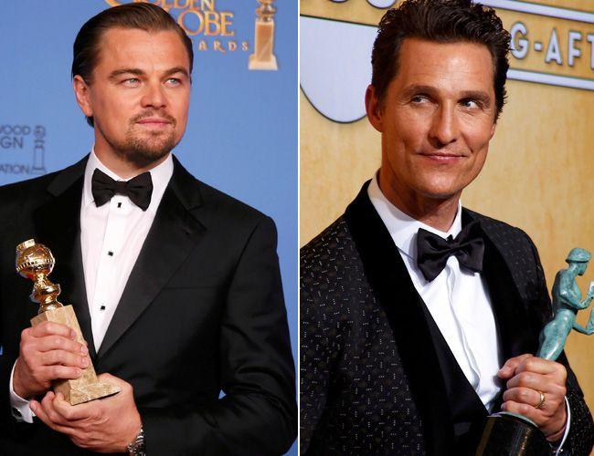 Matthew McConaughey vs. Leonardo DiCaprio