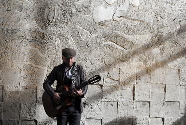 Performer Marco Calliari poses in Quebec City on Tuesday Jan. 28, 2014. (Stevens LeBlanc/QMI Agency)