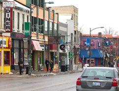 Richmond Street. (Free Press file photo)