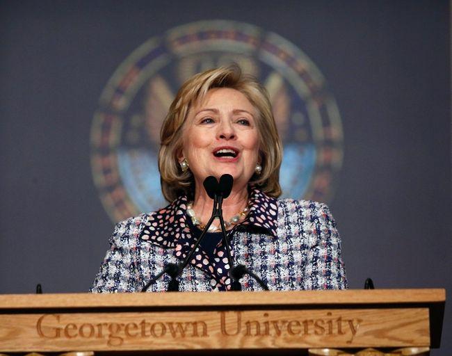 Hillary Clinton. REUTERS/Jason Reed/Files
