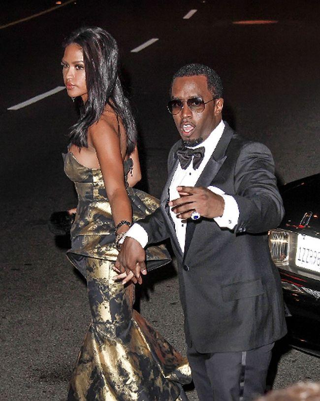 Sean Diddy Combs and Cassie Ventura. (WENN)
