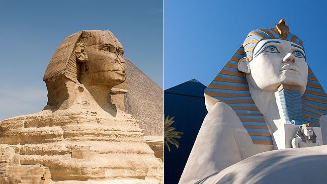 World S 10 Most Famous Landmark Replicas International