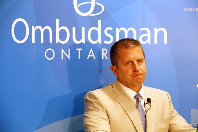 Ontario Ombudsman Andre Marin.  Michael Peake/QMI Agency