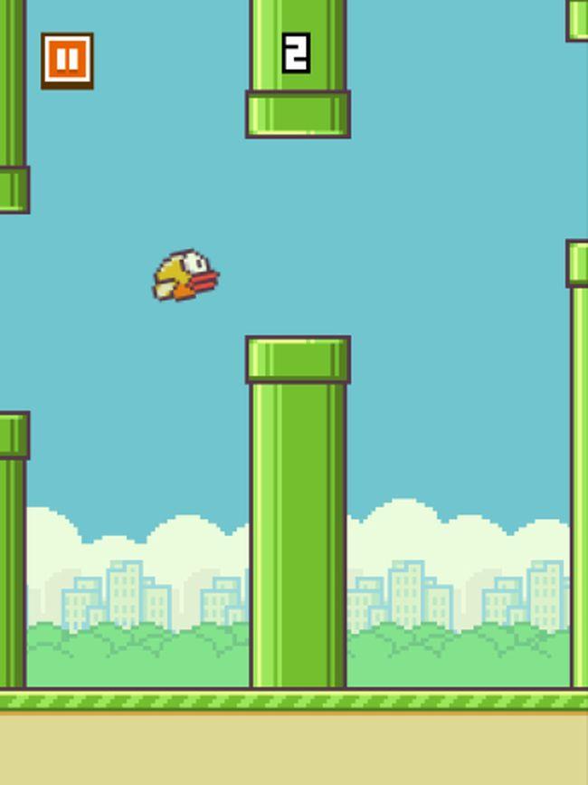 """""""Flappy Bird."""" (HO)"""