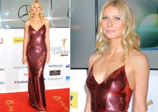 Hit or Miss: Gwyneth Paltrow's sexy Prada gown and then ... Gwyneth Paltrow Cookbook